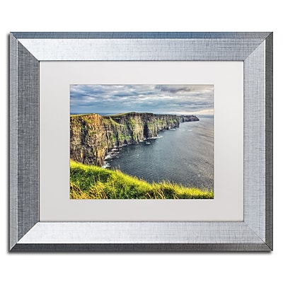 Trademark Fine Art ''Cliffs of Moher Ireland'' by Pierre Leclerc 11