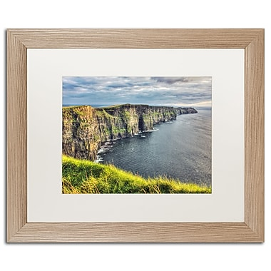 Trademark Fine Art ''Cliffs of Moher Ireland'' by Pierre Leclerc 16