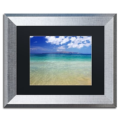 Trademark Fine Art ''Hawaii Blue Beach'' by Pierre Leclerc 11