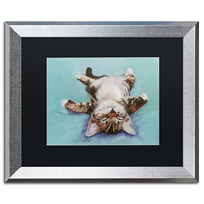 Trademark Fine Art ''Little Napper'' by Pat Saunders 16