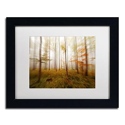 Trademark Fine Art ''Autumn Go Fast'' by Philippe Sainte-Laudy 11