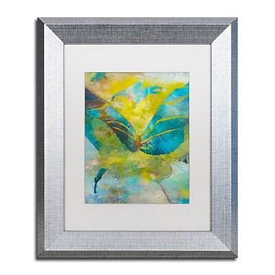 Trademark Fine Art ''Butterflight'' by Rickey Lewis 11