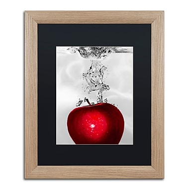Trademark Fine Art ''Red Apple Splash'' by Roderick Stevens 16