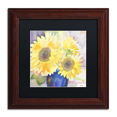 Trademark Fine Art ''White Iris'' by Sheila Golden 11