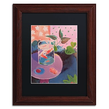Trademark Fine Art ''Goldfish'' by Sheila Golden 11