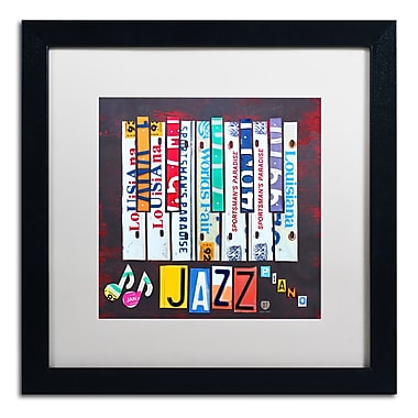 Trademark Fine Art ''Jazz Series Piano'' by Design Turnpike 16