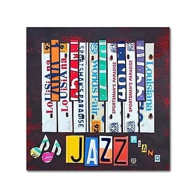 Trademark Fine Art ''Jazz Series Piano'' by Design Turnpike 18