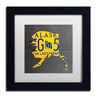 Trademark Fine Art ''Alaska'' by Design Turnpike 11