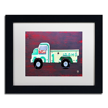 Trademark Fine Art ''Pickup Truck'' by Design Turnpike 11