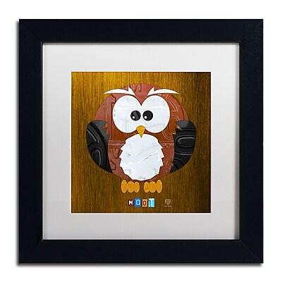 Trademark Fine Art ''Hoot The Owl'' by Design Turnpike 11