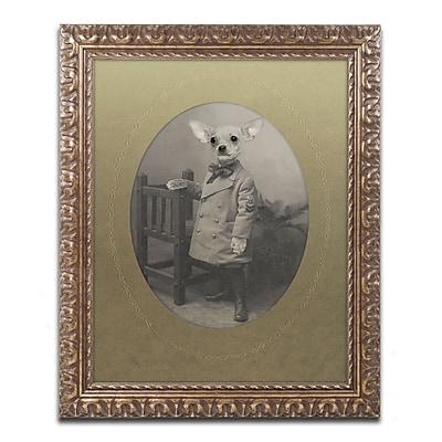 Trademark Fine Art ''Dog Series #3'' by J Hovenstine Studios 16