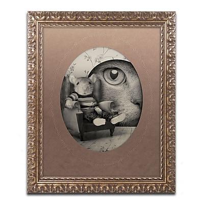 Trademark Fine Art ''Mice Series #3'' by J Hovenstine Studios 11