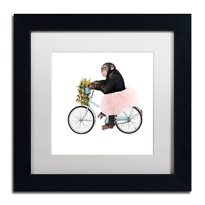 Trademark Fine Art ''Monkeys Riding Bikes #1'' by J Hovenstine Studios 11