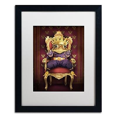 Trademark Fine Art ''The Frog Prince'' by J Hovenstine Studios 16