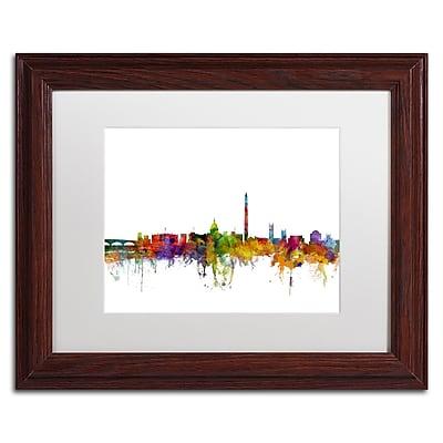Trademark Fine Art ''Washington DC Skyline II'' by Michael Tompsett 11