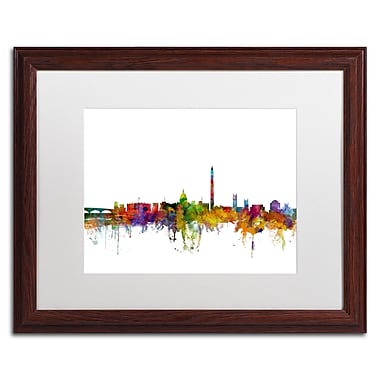Trademark Fine Art ''Washington DC Skyline II'' by Michael Tompsett 16