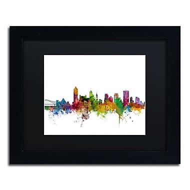 Trademark Fine Art ''Memphis Tennessee Skyline'' by Michael Tompsett 11