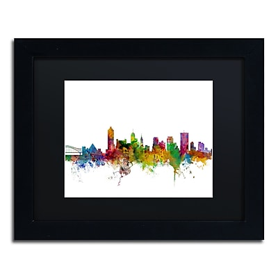 Trademark Fine Art ''Memphis Tennessee Skyline'' by Michael Tompsett 11