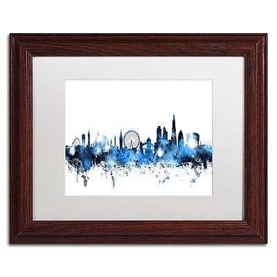Trademark Fine Art ''London England Skyline'' by Michael Tompsett 11