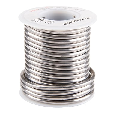 Common Wire Solders, 40% Tin/60% Lead Solid, TTU890, 1/8