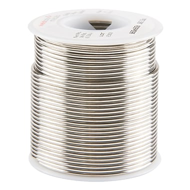 Common Wire Solders - 95% Tin/5% Antimony Solid, TTU902, Description - 1/16