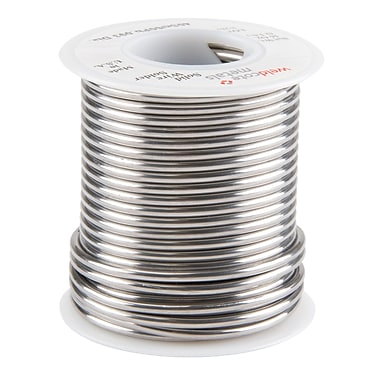 Common Wire Solders, 40% Tin/60% Lead Solid, TTU889, 3/32