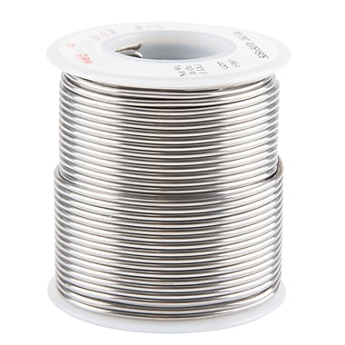 Common Wire Solders, 50% Tin/50% Lead Acid Core, TTU894, 1/16