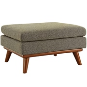 Modway Engage Fabric Ottoman, Oatmeal (EEI-1797-OAT)