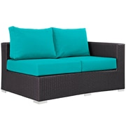 Modway Convene Outdoor Patio Right Arm Loveseat (EEI-1841-EXP-TRQ)