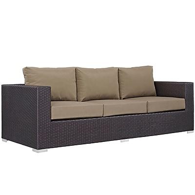 Modway Convene Outdoor Patio Sofa (EEI-1844-EXP-MOC)