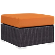 Modway  Convene Outdoor Patio  Ottoman  (EEI-1911-EXP-ORA)