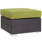 Modway Convene Outdoor Patio Ottoman (EEI-1911-EXP-PER)
