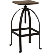 "Modway Pointe 33""H Barstool, Brown (EEI-2043-BRN)"
