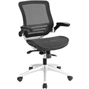 Modway Edge All-Mesh Office Chair, Black (1 EEI-2064-BLK)