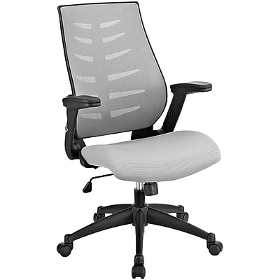Modway Force Mesh Office Chair, Gray (EEI-2065-GRY)