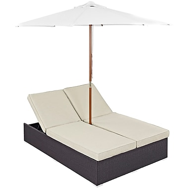 Modway Arrival Chaise (EEI-980-EXP-BEI)