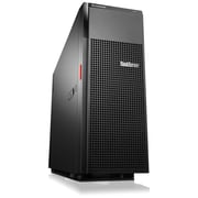 Lenovo™ ThinkServer TD350 1 x Intel Xeon E5-2620 v3 Hexa-Core 8GB RAM SAS RAID Supported 4U Tower Server, 70DG0009UX