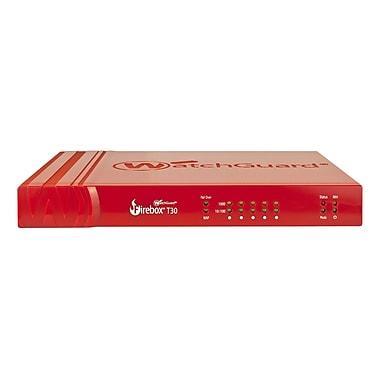 WatchGuard (WGT31063-US) T30-W Firebox 5-ort Gigabit Ethernet Network Security/Firewall Appliance for PC/Mac