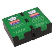 American Battery 12 VDC 7000 mAh UPS Replacement Battery (RBC123)