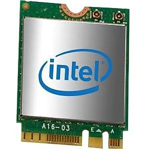 Intel 7265.NGWWB.W 867 Mbps Wi-Fi/Bluetooth Combo Adapter