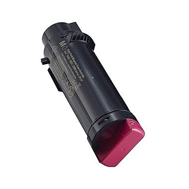 Dell Toner Cartridge, Laser, High Yield, OEM, Magenta, (5PG7P)