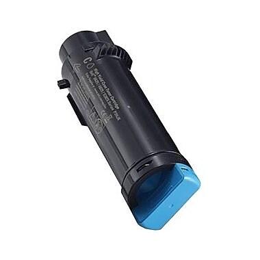 Dell – Cartouche d'encre en poudre, laser, rendement élevé, fabricant d'origine, cyan, (P3HJK)