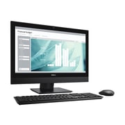 "DNP Optiplex 3240 1D2H7 All-in-One, 21.5"" LED, Core i5 6500 3.2Ghz, 500GB, 4GB RAM, English,  Black"