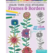 "Design Originals ""Color Your Own Sticker Party,"" Softcover (DO-5588)"