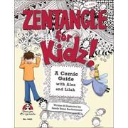 """Design Originals """"Zentagle for Kids,"""" Softcover (DO-3463)"""