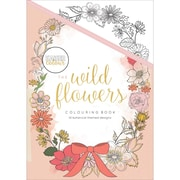 The Wild Flowers Coloring Book, Softcover (CL500)