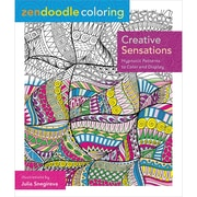 """Macmillan Publishers """"Zendoodle Coloring: Calming Swirls,"""" Softcover (SM-86495)"""