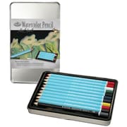 Royal Brush Royal & Langickel Art Set Tin Kit (RSET2505)