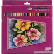 Royal Brush Royal & Langnickel Essential Artist Pack, Color Pencil (PEN24)