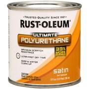 Rust-Oleum 8oz Ultimate Polyurethane, Clear Satin (26-0356)